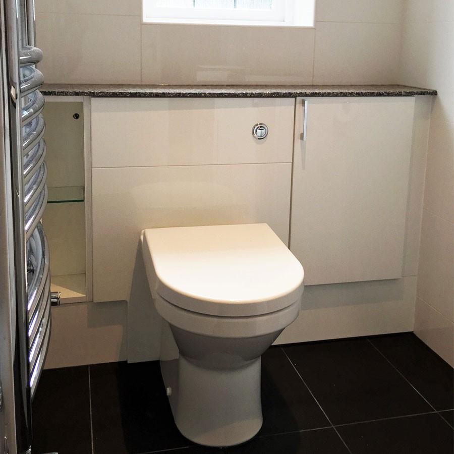 new kitchen utility room cloakroom ensuite bathroom jk plumbing and heating - En Suite Bathroom