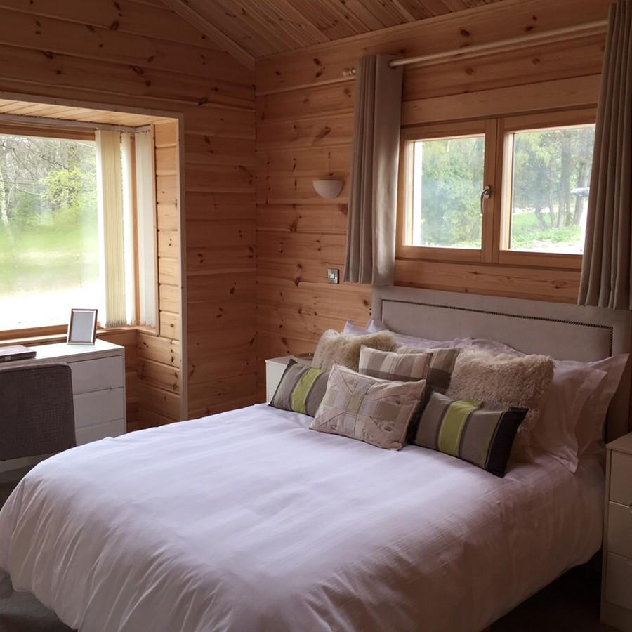 battle 2 bedroom log cabin  jk plumbing and heating